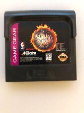 NBA Jam TE Tournament Edition Sega Game Gear Video Game Cart