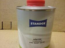 STANDOX 2K VOC fácil Endurecedor 10-20 1 Litro STANDOCRYL Activador rápido