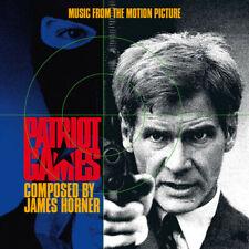 PATRIOT GAMES (1992) Soundtrack 2CD Limited James Horner