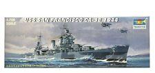 Trumpeter Démo Bateau USS San Francisco Ca-38 . Echelle 1/700 Réf. 545747