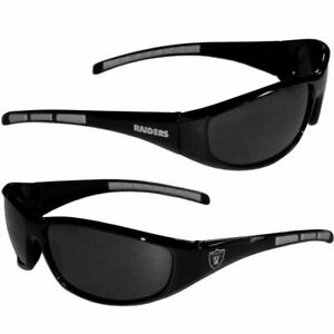 Las Vegas Raiders NFL Wrap Sunglasses UV 400 Protection