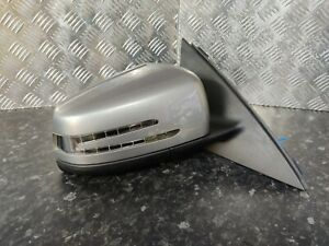 2012-18 Mercedes A Class W176 ~ OS Driver Right Wing Mirror Power Fold ~ Grey