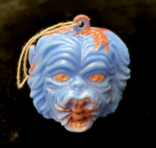 Ma-Ba Zombies Spider Mouth vintage Maba monster KO toy blow mold candy container