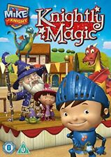 Mike The Knight: Knightly Magic [DVD][Region 2]