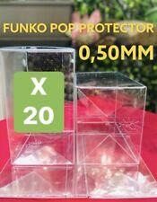 Funko Pop Lot  3 X 20 Protections Protectors 0,50MM