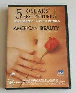 American Beauty - Annette Bening  -  PAL DVD Region 4