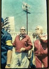 5 1988 Vintage GREGORY PECK Photo Slide Lot Writer's Guild Strike Protest AMPTP