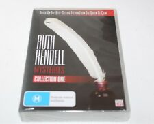 Ruth Rendell Mysteries Collection One DVD Brand New Sealed
