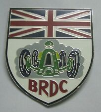 Car Badge - BRDC car badge grill emblem logos metal enamled badge mg jaguar triu