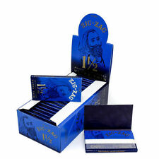 New Zig Zag Ultra Thin 1 1/2 (1.50) CIGARETTE ROLLING PAPER 24 Booklet Packs