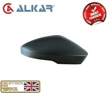 SKODA OCTAVIA (5E) 2013-2018 WING MIRROR COVER CAP BLACK RIGHT O/S