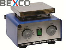 TOP QUALITY, Magnetic Stirrer With Hot Plate 220 V 2000 ML Euro SOCKET FREE SHIP
