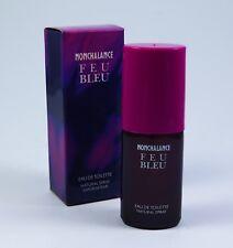 NONCHALANCE feu bleu Mackenzie+Wirtz 30ml Eau de toilette SPRAY NEUF / emballé