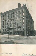 KANSAS CITY MO – Midland Hotel – udb (pre 1908)