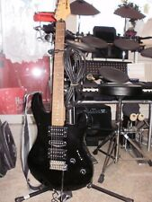 YAMAHA ERG 121 E-Gitarren in schwarz.
