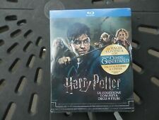 Harry Potter Collection (8 Blu-Ray) alle 8 Filme