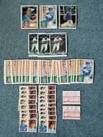 Pete O'Brien Baseball Card Mixed Lot approx 240 cards