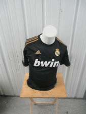 VINTAGE ADIDAS REAL MADRID F.C.CRISTIANO RONALDO #7 SEWN SMALL 2010/11 JERSEY