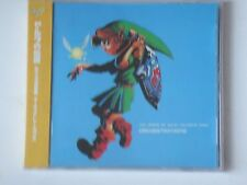 NEW the Legend of Zelda Majora's Mash Orchestrations Soundtrack OST Album CD 11T