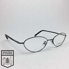 540e8d2a2ae Ralph Lauren Eyeglass Gun Metal Oval Wire Frame Authentic Mod RL 1499