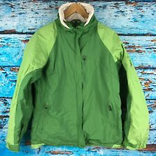 Columbia Jacket Bugaboo Interchange Outer Shell Only Women's Small Green