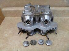 Honda 350 SL SPORT SL350-K1 Used Engine Cylinder Head 1970 #HB71 Vintage