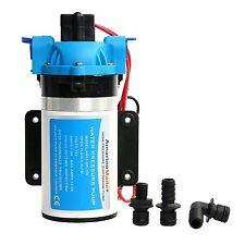 AE Amarine-made High Pressure Marine Water Pump 12V 160PSI 6LPM on demand boat