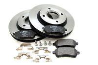 Original Ford Bremsenkit Bremse Bremscheiben und Beläge vorne 1679853 + 1848518