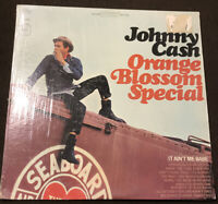 Johnny Cash Orange Blossom Special- Columbia CL 2309 6S VG/VG+ 1st Mono