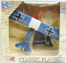 "Fokker D. VII ""capitán Rudolf Berthold"", New Ray, aprox. 1/40, listo modelo, * nuevo *"