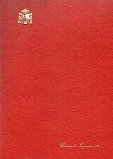 1984  LIBRO DEL CONCIERTO ESPAÑA 84 CON PRUEBAS ESPECIALES