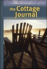The Cottage Journal : A Place to Record Everything about Your Cottage, Cabin or