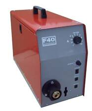 F40i INLINE ARC VOLTAGE WIRE FEED UNIT - mig weld off any DC welder generator