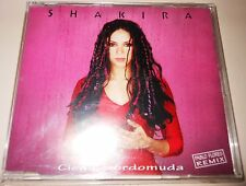 SHAKIRA CD MAXI SINGLE CIEGA SORDOMUDA REMIX RARE - SPAIN