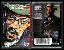 "LINTON KWESI JOHNSON ""Reggae Greats"" (K7 Audio/MC Tape) 1985 NEUF"