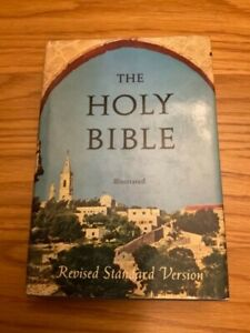 The Holy Bible Revised Standard Version Illustrated 1971