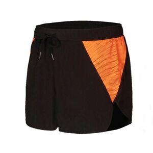 Men's Running Shorts Workout Pants Gym Jogging Marathon Athletic Sports Fitness