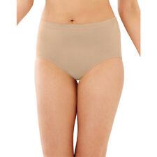 55ef84df28e Bali 803J Comfort Revolution Microfiber Solid Brief Panty 11 Nude