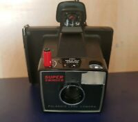 VINTAGE SUPER SWINGER POLAROID LAND CAMERA