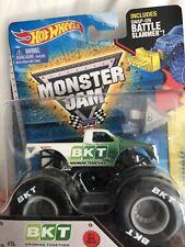 Hot Wheels Monster Jam BKT Rare 1:64 Truck