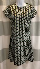 The Limited Pineapple Dress. Cotton. Cute! Flare. XS. Barely Worn