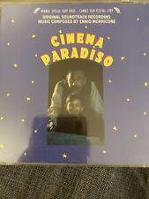 New listing Cinema Paradiso Original Soundtrack Ennio Morricone Cd Like New