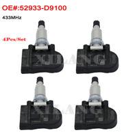 TPMS OEM 52933-D9100 Tire Pressure Sensor For Hyundai Elantra i30 KIA Sportage
