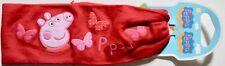 Peppa Pig official fabric headbands, various designs, children's, girls, new