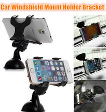 Car Windshield Mount Holder Bracket stand For Samsung note3 iPhone 6 Plus GPS