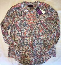 J Crew Shirt Top 6 Liberty Floral Popover 07214 Aaron NWT $188 Sold Out Online