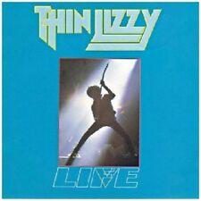 THIN LIZZY - LIFE 2 CD  CLASSIC HARD ROCK NEU