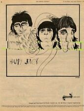 Who The Happy Jack '45 advert 1966