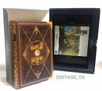 Ni no Kuni Complete Set Nintendo DS  Shikkoku Madoushi NDS Japanese Import