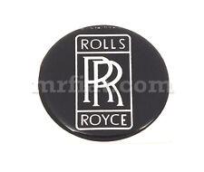 Rolls Royce Horn Button Sticker New
